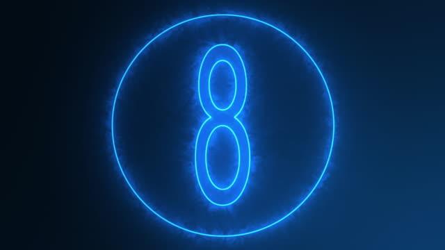 Countdown Blue video