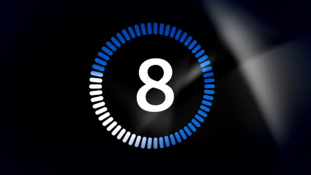 Countdown Clock 02 video