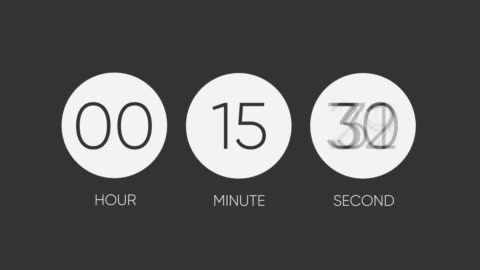 Countdown Clock from 1 to 10. Effect of old film rolling with details, scratches, markers and grain. Countdown Clock from 1 to 10. Effect of old film rolling with details, scratches, markers and grain. Negative reel. continuity stock videos & royalty-free footage