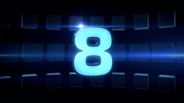 Countdown GO! video