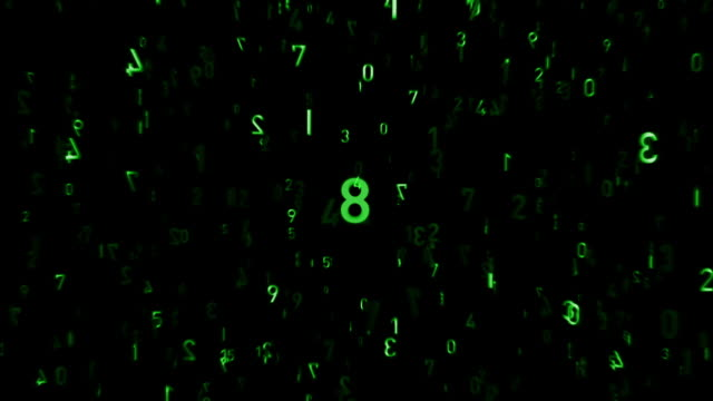 Countdown in a Digital Space video