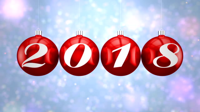 Countdown to New Year, 2018 video