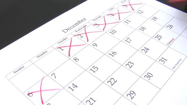 countdown to new year, timelapse - korsform bildbanksvideor och videomaterial från bakom kulisserna