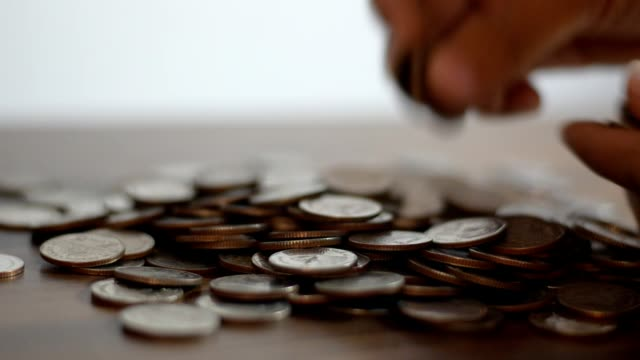 Counting coins video