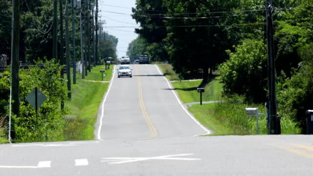vidéos et rushes de country road-été caniculaire - canicule