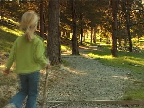 pal - country walk - endast flickor bildbanksvideor och videomaterial från bakom kulisserna