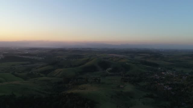 Countryside Aerial View video