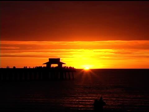 Couple at Sunset NTSC video