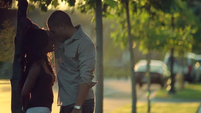 Couple Embrace video