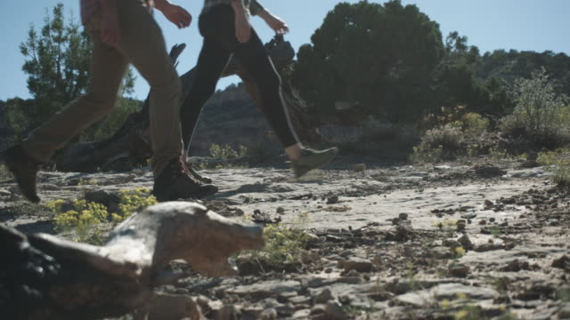 Couple Hikes in the Desert video