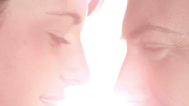 Couple on White video