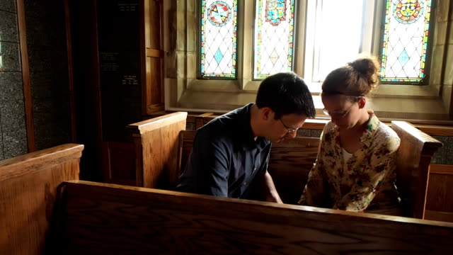 Couple Praying Together video