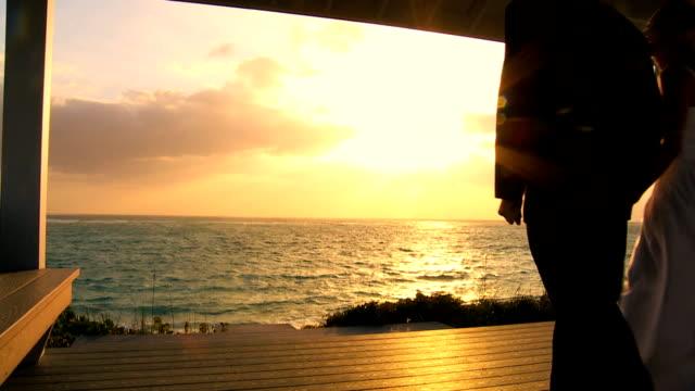 Couple's Paradise Island Wedding video
