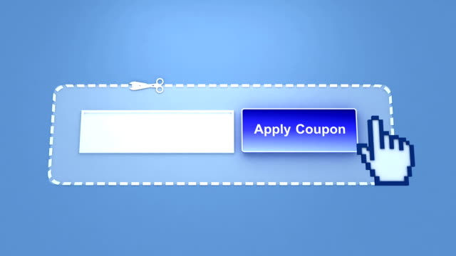 Coupon Code Animation video