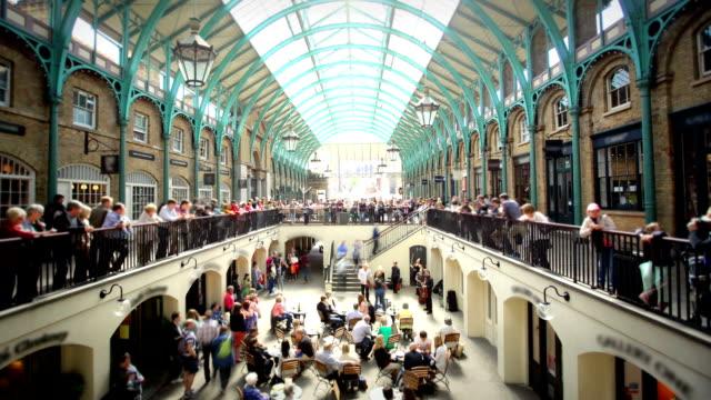Covent Garden, London, England video