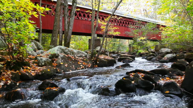 Covered Bridge video
