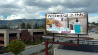 istock Covid-19 Handwashing Billboard - Dogota; Composite. 1214105770