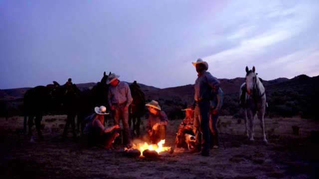 Cowboys Lagerfeuer – Video
