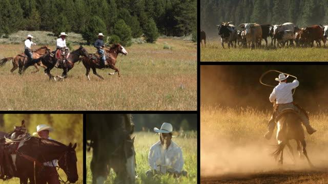 Cowboys, video montage video