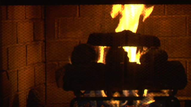 Cozy Fireplace video