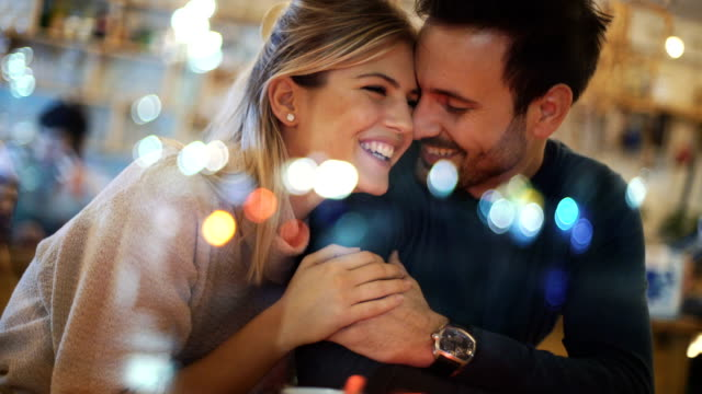 cozy winter evening with loved one. - date night stock videos & royalty-free footage