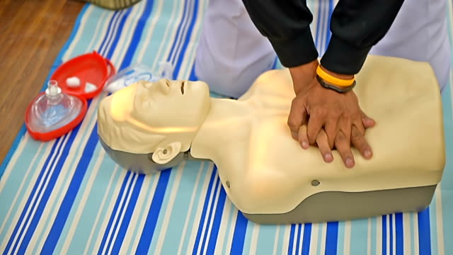 cpr training class video