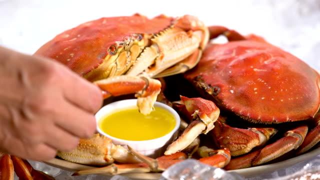 Crab Dinner video