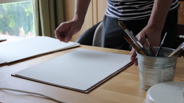 Craft Working video
