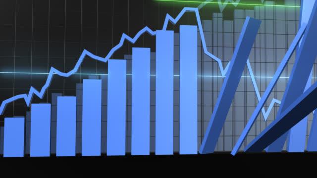 vidéos et rushes de tourbillonnantes des marchés - abaisser
