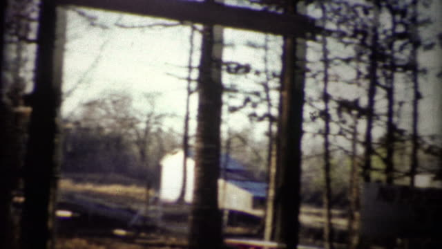 (1950s 8mm Vintage) Crater Attraction Entrance