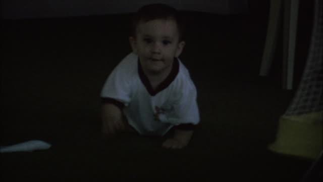 Crawling Baby video