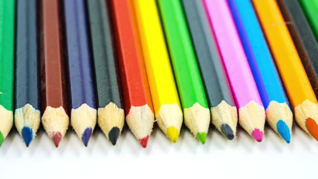 Crayons Collection video