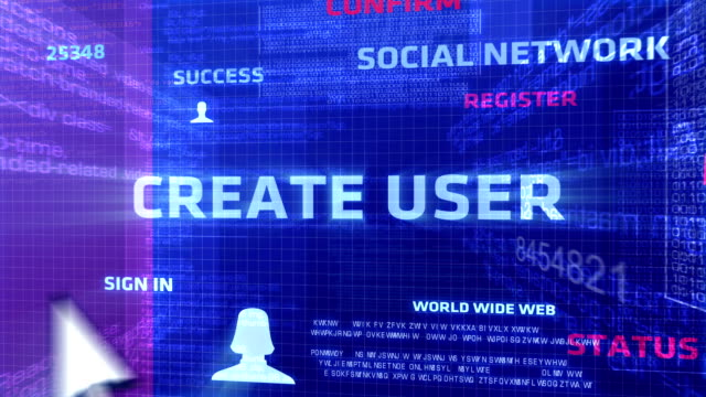 Create User In The Digital World video