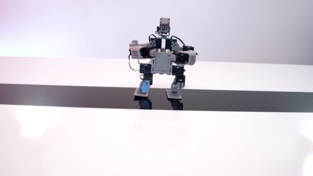 Erstellung und Programmierung Roboter im Labor – Video