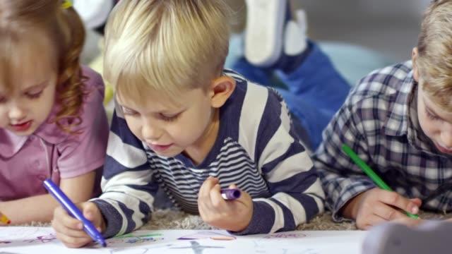 Creative Activity for Little Children video