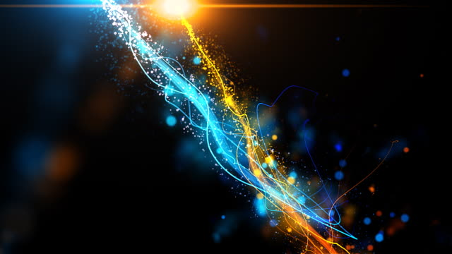 creative background: fuoco & ghiaccio - ice on fire video stock e b–roll