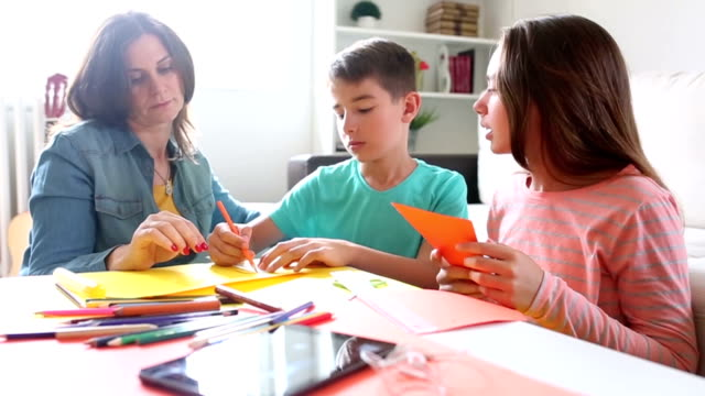 Creative family video