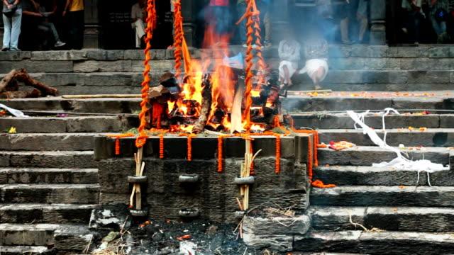 cremation video