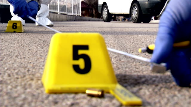 Crime Scene Investigation Crime Scene Investigation crime scene stock videos & royalty-free footage
