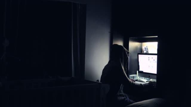 Criminal Hacker cracking system, Computer Terrorism,