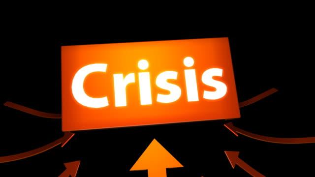 Crisis Animation + Alpha video