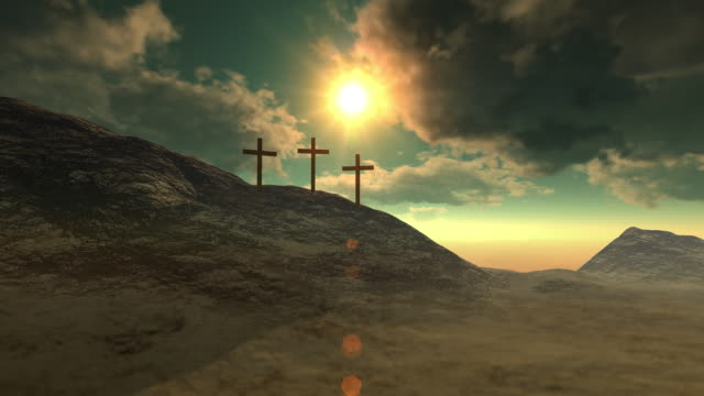 Crosses on Calvary video