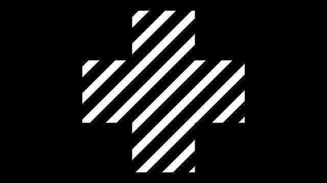 vídeos de stock, filmes e b-roll de cruzes parte ii - composição