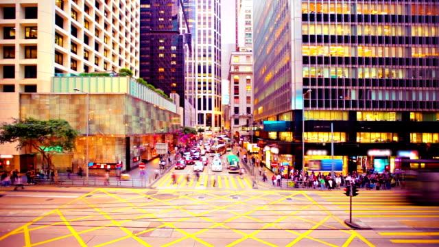 Crossroads in Hong Kong video