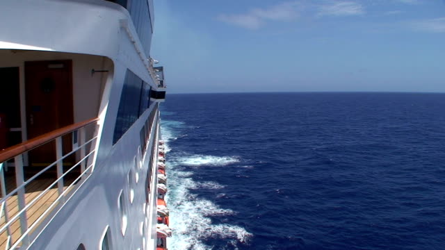Cruise: Port Side video