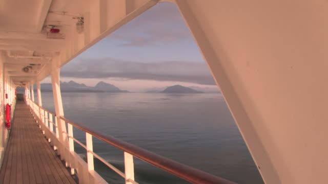 cruising on Glacier Bay