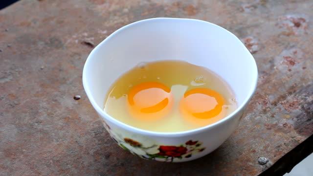Crushed Egg. video