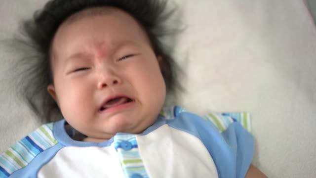 Crying Baby Girl. video