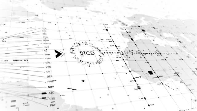 Cryptocurrencies Tecno Grid - vídeo