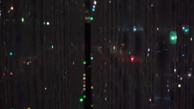 kristal dekorasyon ışık ile asılı - avize aydınlatma ürünleri stok videoları ve detay görüntü çekimi